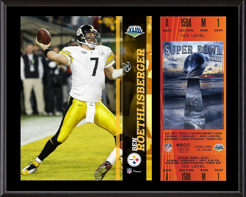 f8e31e24a Amazon.com  Ben Roethlisberger Pittsburgh Steelers 12