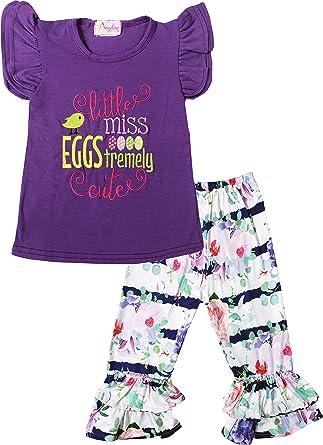 12mo Easter Bunny Baby Girl Boutique outfit NB 18mo USA Made 6mo 9mo 3mo