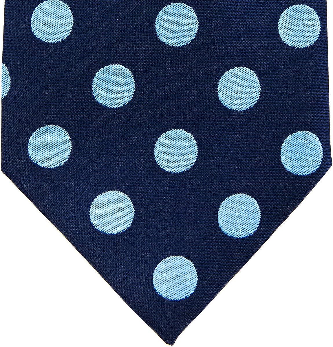 Retreez - Corbata de corbata para hombre con diseño de lunares, de ...
