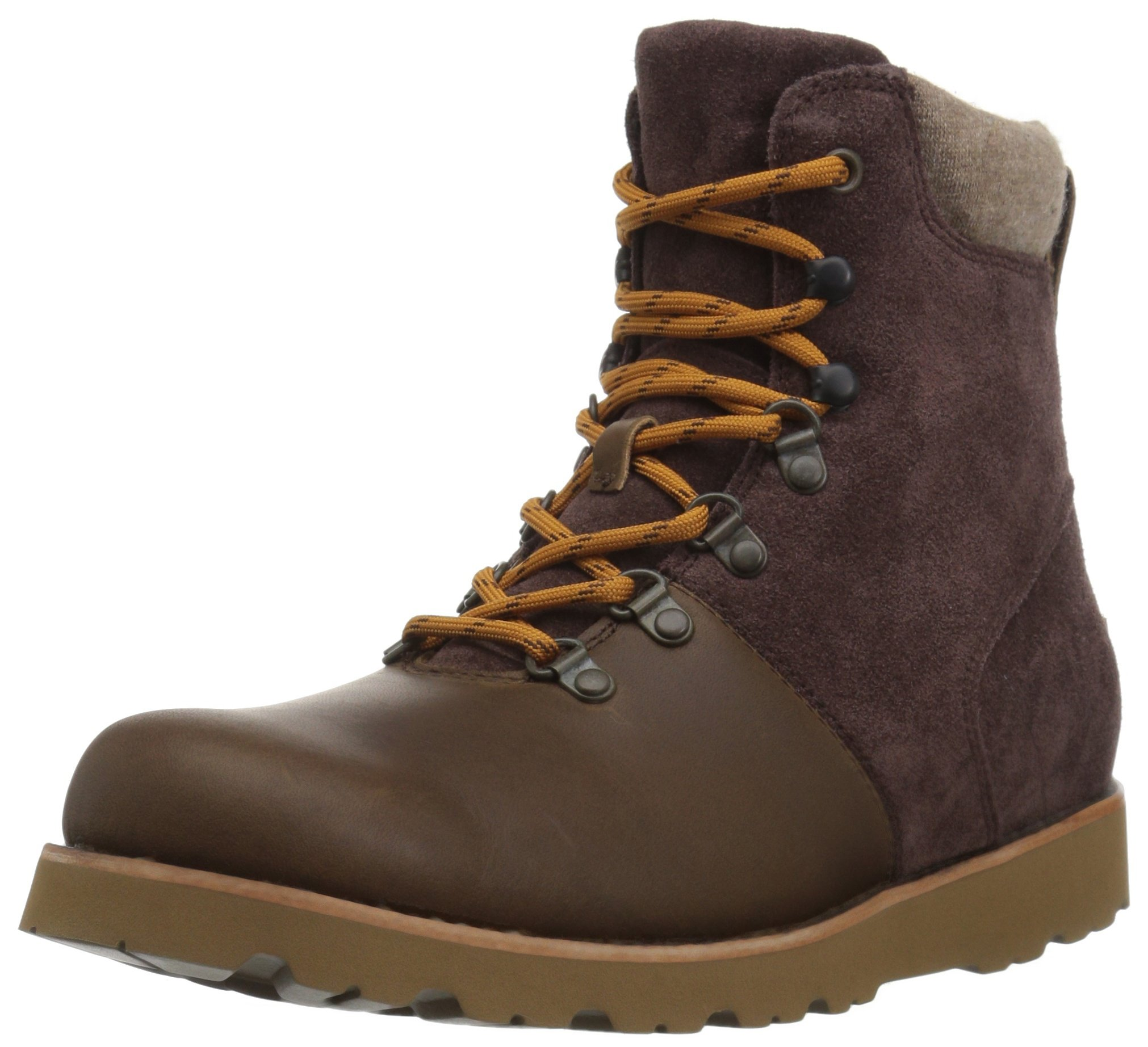 UGG Men's Halfdan Winter Boot, Grizzly, 10 M US by UGG
