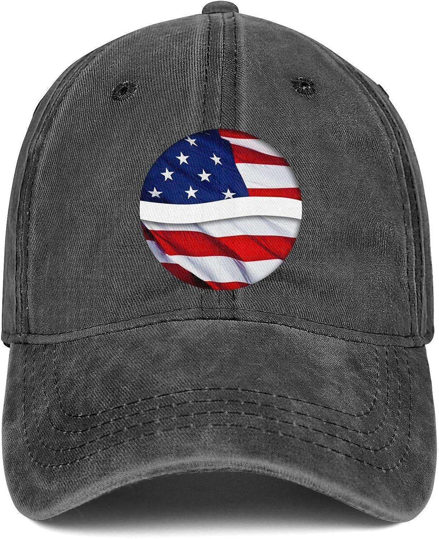 Mens Classic Baseball Hat Pepsi-Logo Adjustable Dad Cap