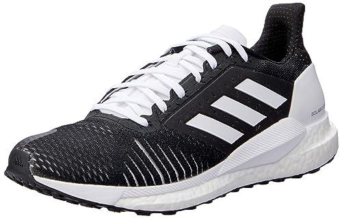 adidas Performance »Solar Glide St« Laufschuh, schwarz, schwarz-weiß