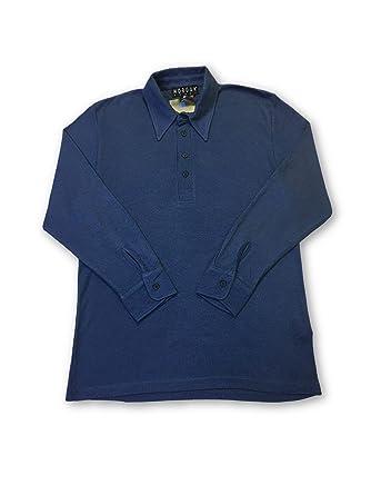 Morgan Homme Oasis Long Sleeve Polo in Navy M: Amazon.es: Ropa y ...