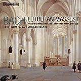Bach:Lutheran Masses I [Bach Collegium Japan; Hana Blaiková; Joanne Lunn; Robin Blaze; Gerd Türk; Peter Kooij, Masaaki Suzuki] [BIS: BIS2081]