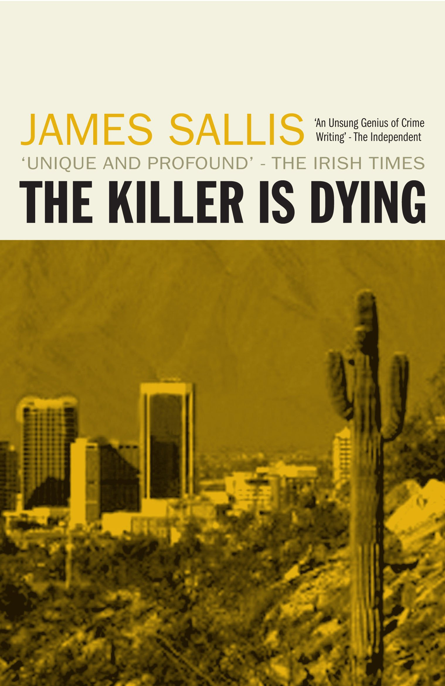 Read Online The Killer Is Dying pdf