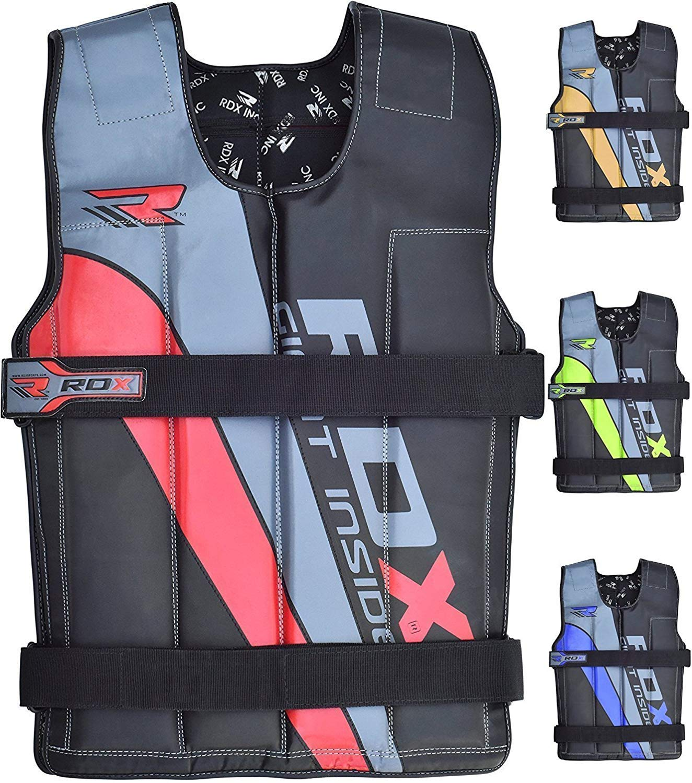 rdx adjustable weight vest