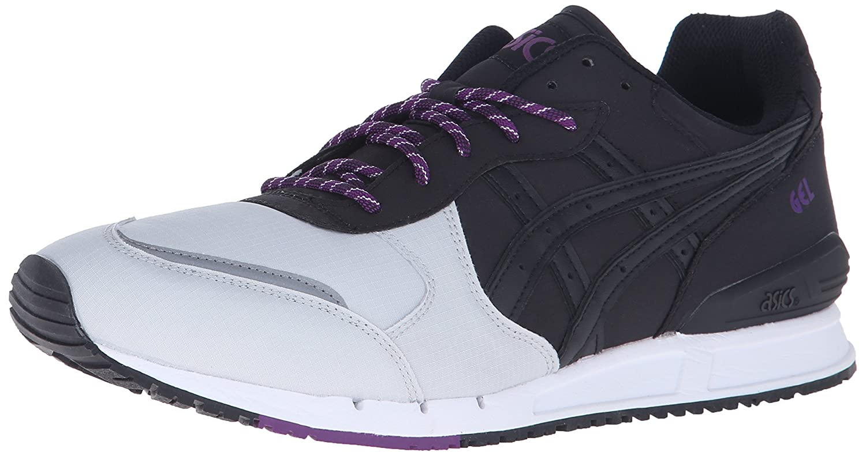 ASICS Gel-Classic Retro Running Sneaker B00ZQ9UWMG 5 M US|Black/Black