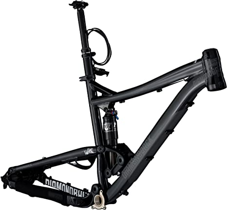 Diamondback Mission Pro Cuadro Bicicleta, Negro: Amazon.es ...
