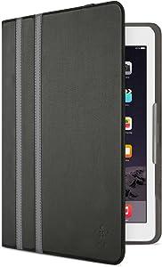 Belkin Twin Stripe Folio for iPad Air 2 and iPad Air (Gravel Stripe)