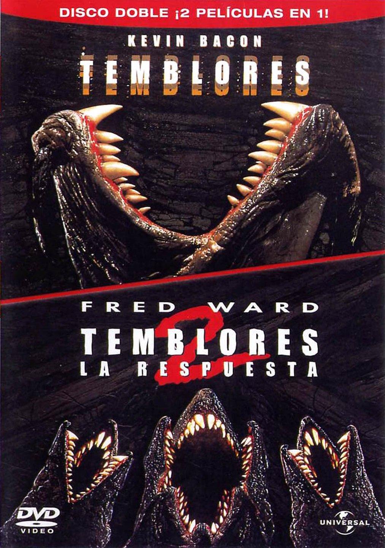 Pack Temblores + Temblores 2: La respuesta Descat. DVD ...