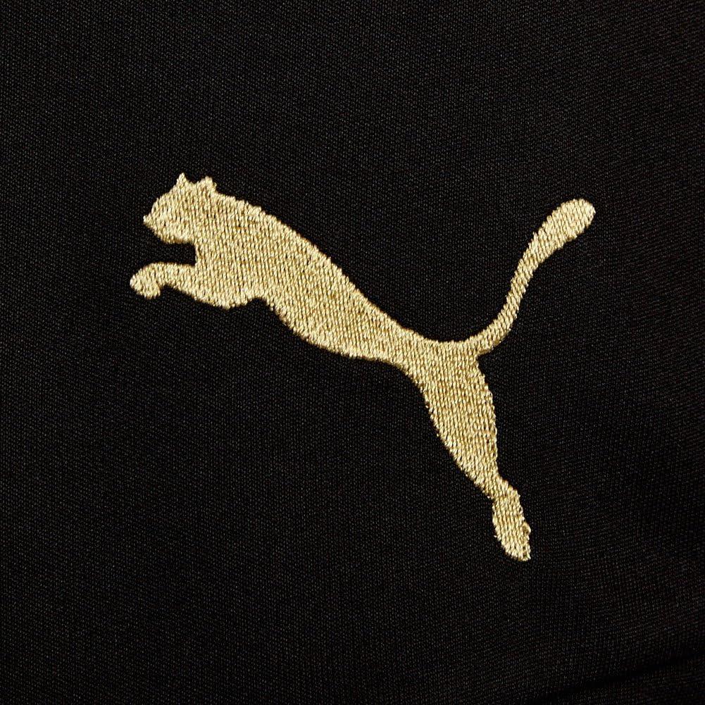 range repent diary  Puma 739469-03 - Pantaloncini sportivi con stemma della squadra