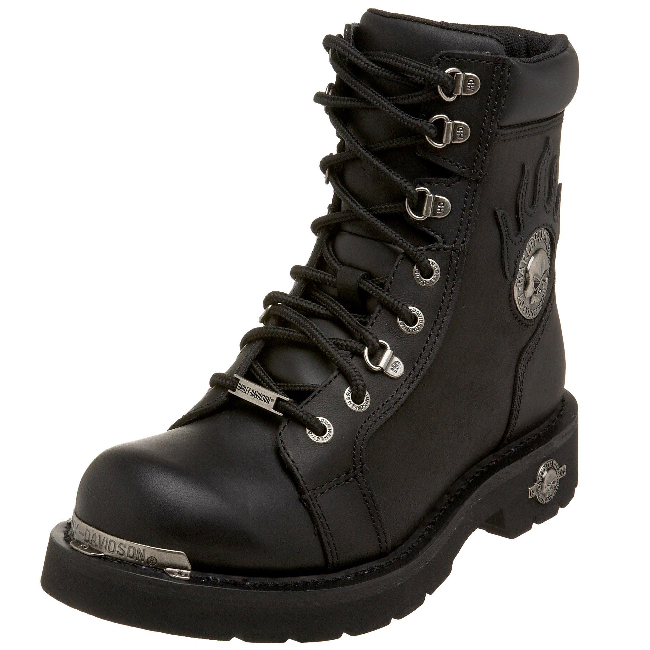 Harley-Davidson Men's Diversion Boot,Black,9 M