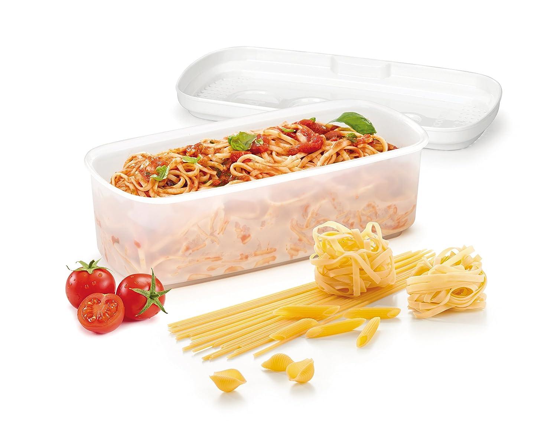 Tescoma Purity Microwave Cuoci Pasta, Bianco T705026