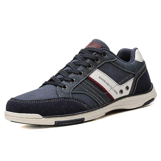 AX BOXING Freizeitschuhe Herren Walkingschuhe Berufsschuhe Sneaker Wanderschuhe Trainers Größe 41-46