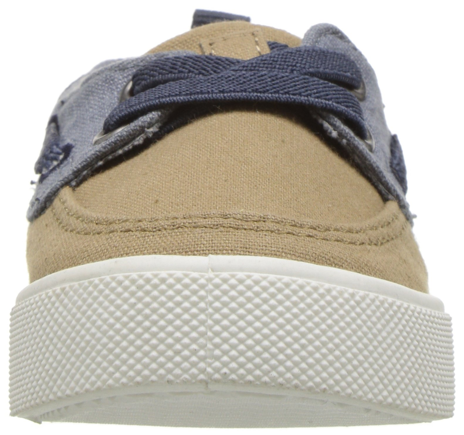 OshKosh B'Gosh Albie Boy's Boat Shoe, Khaki, 12 M US Little Kid by OshKosh B'Gosh (Image #4)
