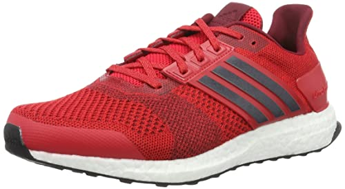 Buy adidas AW16 Mens Ultraboost ST Running Shoes - Ray Red ...
