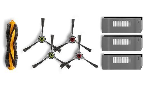 Ecovacs DM80-KTA Kit de repuestos Negro, Gris, Amarillo: Amazon.es: Hogar