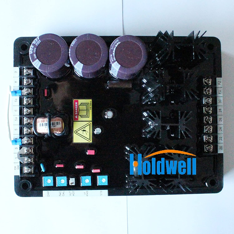 Holdwell Automatic Voltage Regulator AVR AVC125-10B1 for Basler