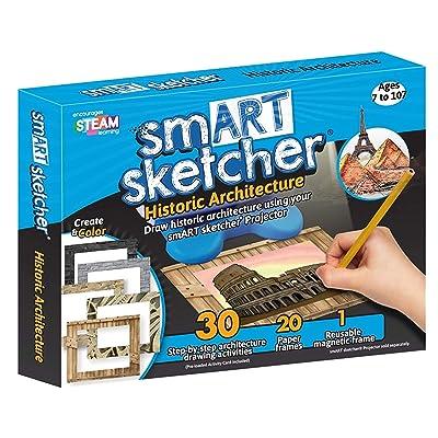 smART sketcher - Historic Architecture Set: Toys & Games
