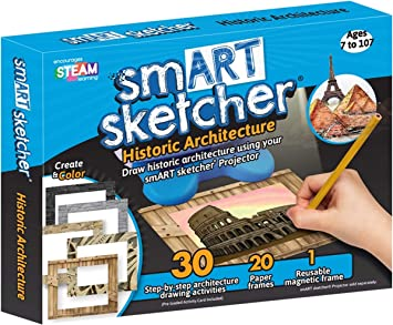 smART sketcher - Historic Architecture Set