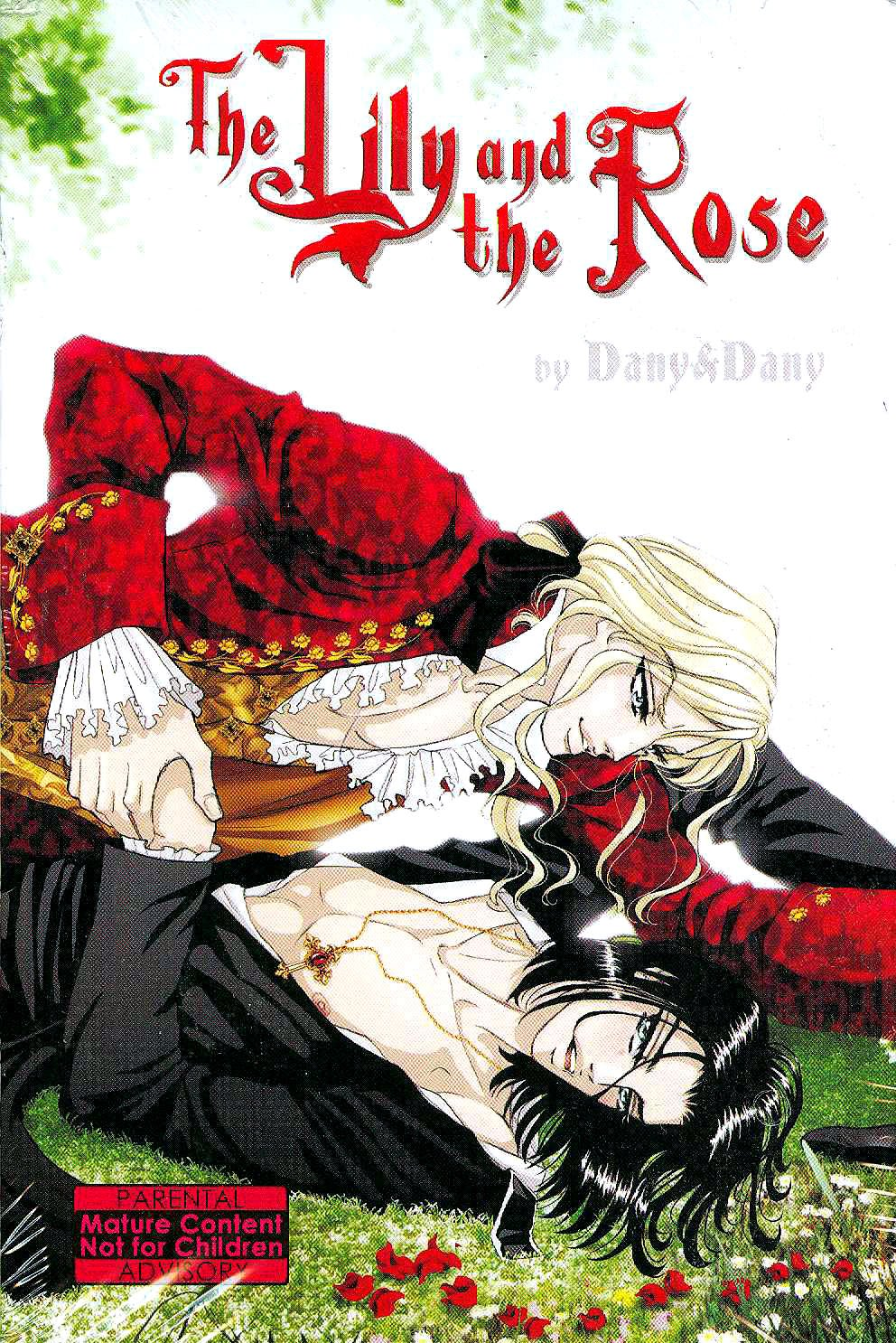The Lily And The Rose (Yaoi) PDF