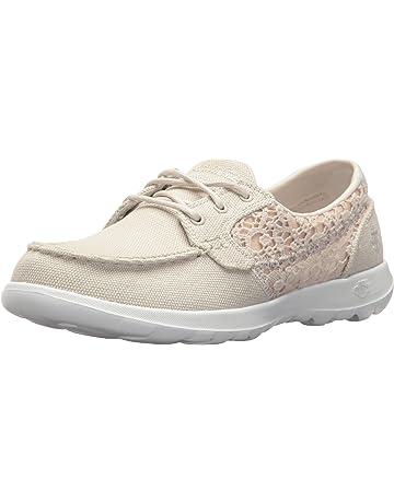 2e925513fe8ea Skechers Women's Go Walk Lite - Mira Boat Shoes
