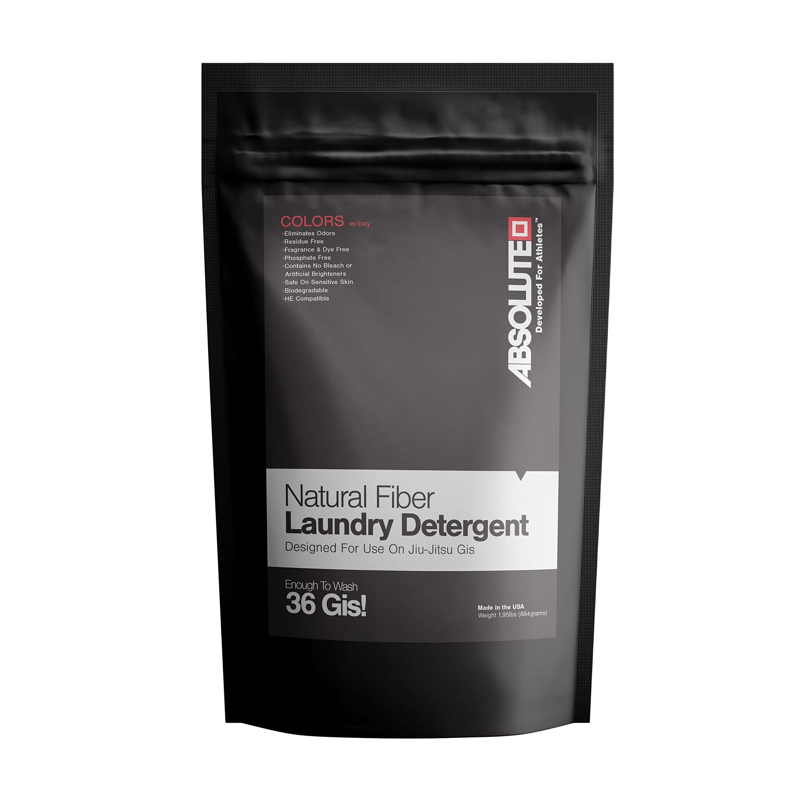Absolute Natural Fiber Laundry Detergent - Colors