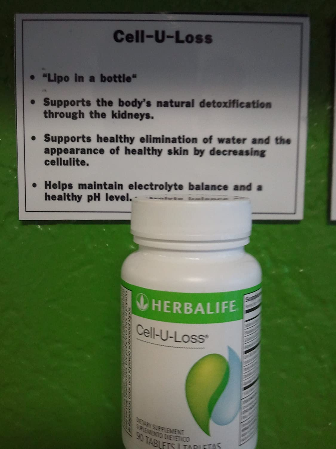 Amazon.com: herbalife Cell-U-Loss !!: Health & Personal Care