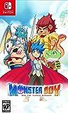 Monster Boy and the Cursed Kingdom Nintendo Switch モンスターボーイと呪われた王国ニンテンドースイッチ北米英語版