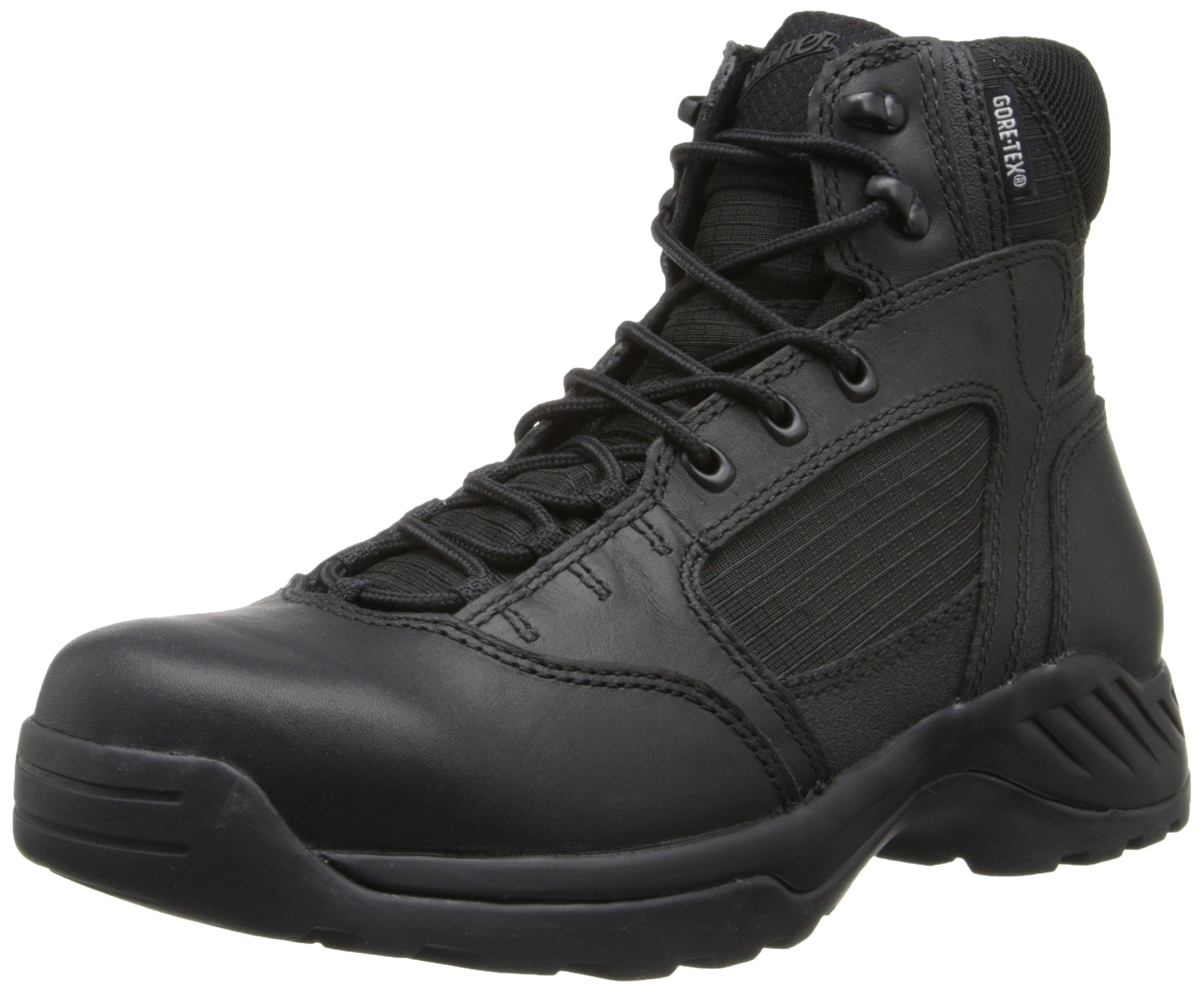 Danner Men's Kinetic 6 Inch GTX Law Enforcement Boot, Black, 10.5 D US