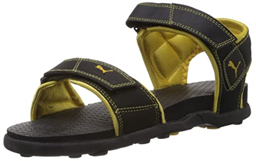 e5c643cab60d Puma Men s Sonic III Ind. Athletic   Outdoor Sandals  Buy Online at Low  Prices in India - Amazon.in