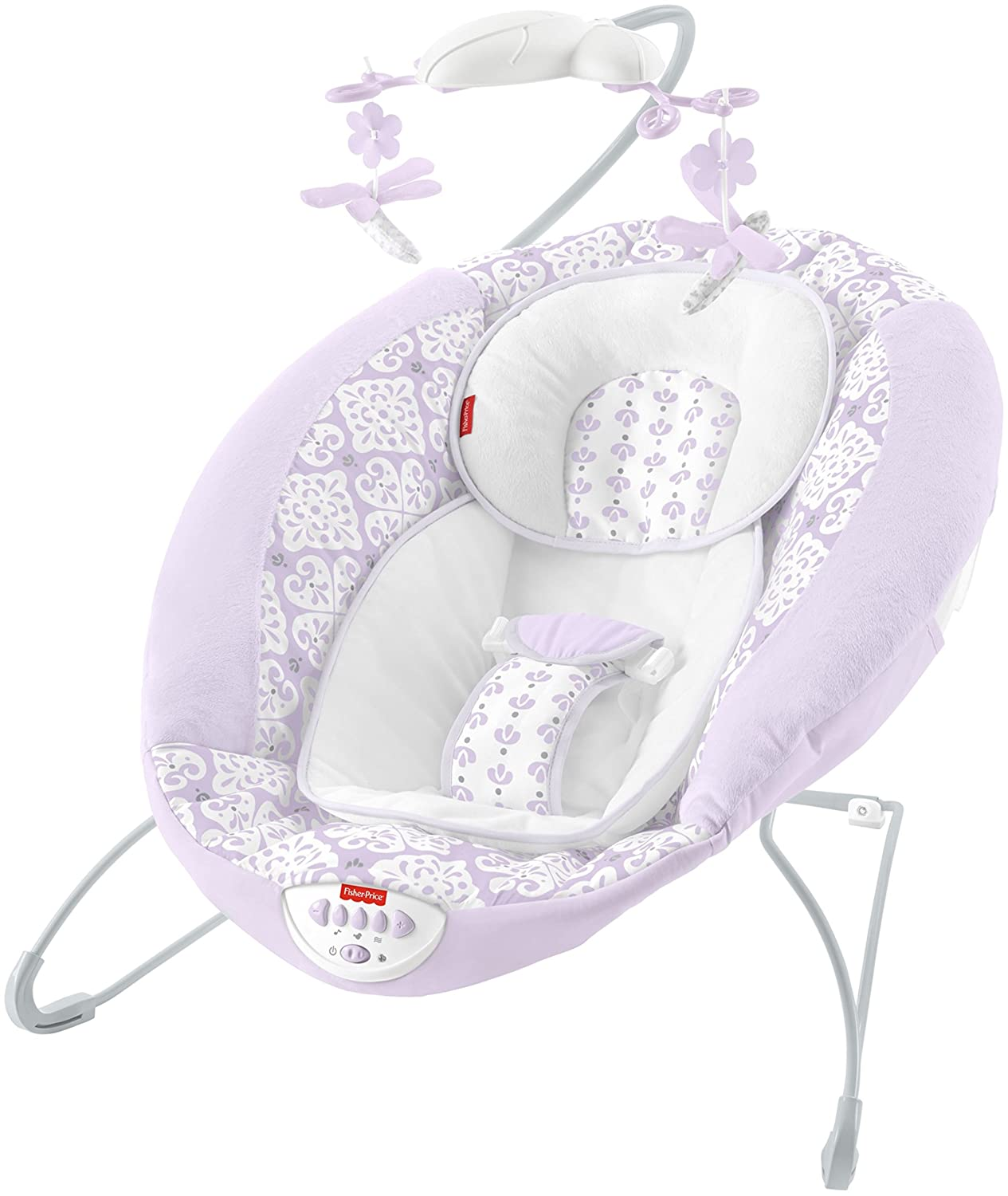 Fisher-Price Moonlight Meadow Deluxe Bouncer CHM82