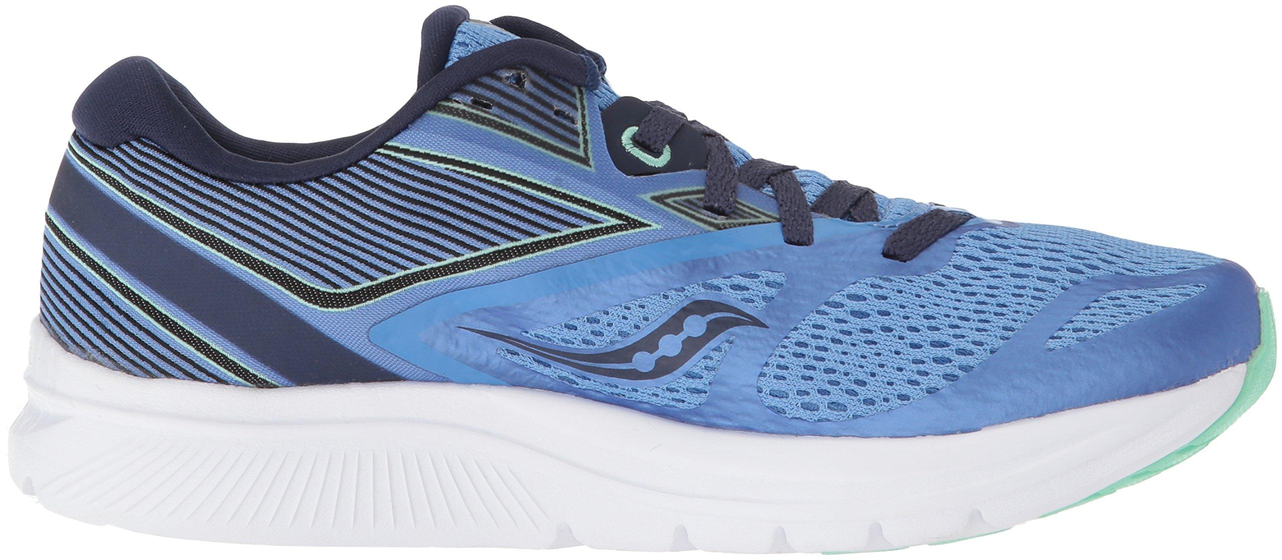 Saucony Women's Kinvara 9 Running Shoe, Blue/Teal, 9.5 Medium US by Saucony (Image #6)
