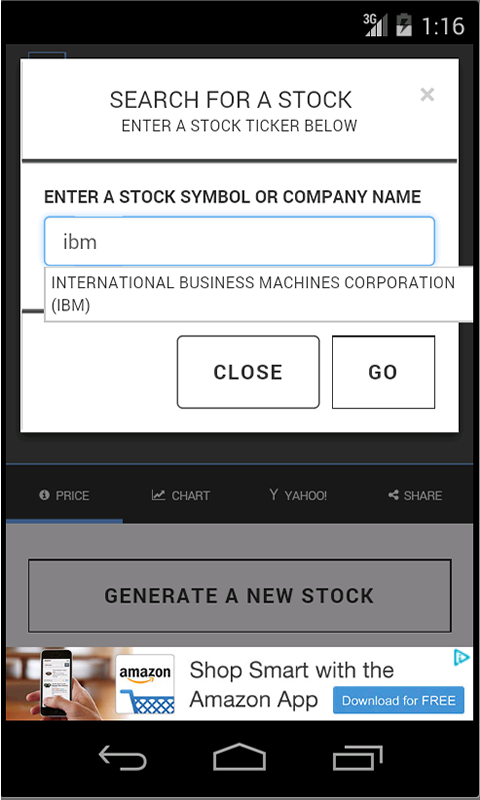 Amazon One Random Stock Appstore For Android