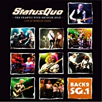 Back2sq.1 Live At Wembley (Cd+Bluray)