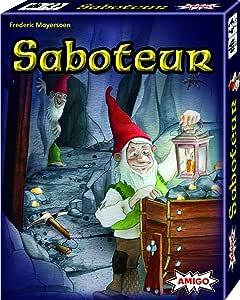 Mayfair Games mfg05712 – de Tablero Saboteur: Amazon.es: Juguetes ...