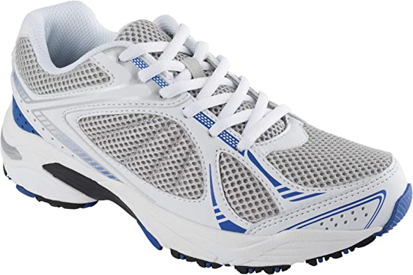 Scholl Deportivas Sprinter PU-u Blue/w: Amazon.es: Zapatos y ...