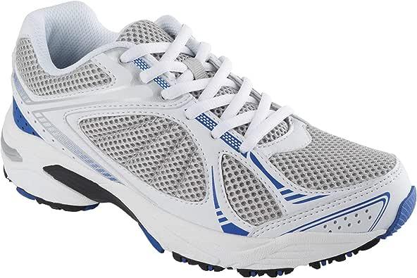 Scholl Deportivas Sprinter PU-u Blue/w: Amazon.es: Zapatos y ...