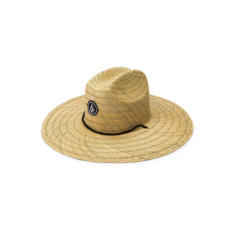 d631f1b86 Volcom Men's Quarter Straw Hat