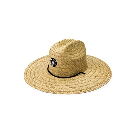 2cb9c4696 Volcom Men's Quarter Straw Hat