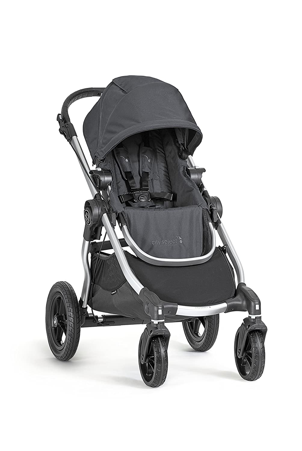 Baby Jogger City Sele Count, Titanium by Baby Jogger