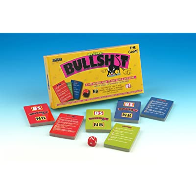 Boxer Gifts jeu Bullsh*t Game