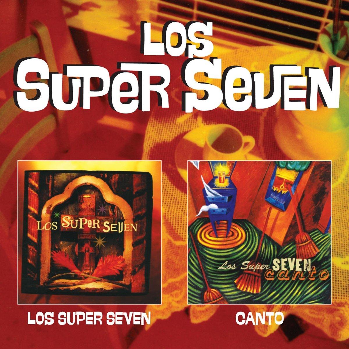 CD : Los Super Seven - Los Super Seven / Canto (United Kingdom - Import)
