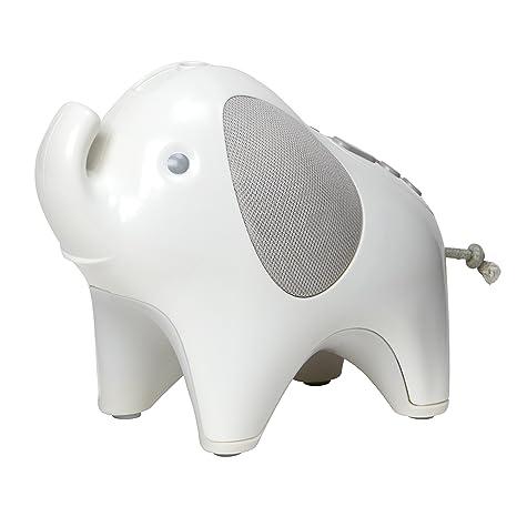 Skip Hop luna y melodías lámpara proyector chupete (elefante ...