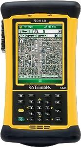 Trimble Navigation Nomad 900LC, Rugged Handheld Computer, Yellow, Numeric Keypad, USB, Camera, 4 GB SD NMDAGY-111-00