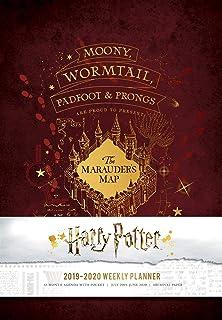 Harry Potter 2020 Monthly Planner: Trends International ...