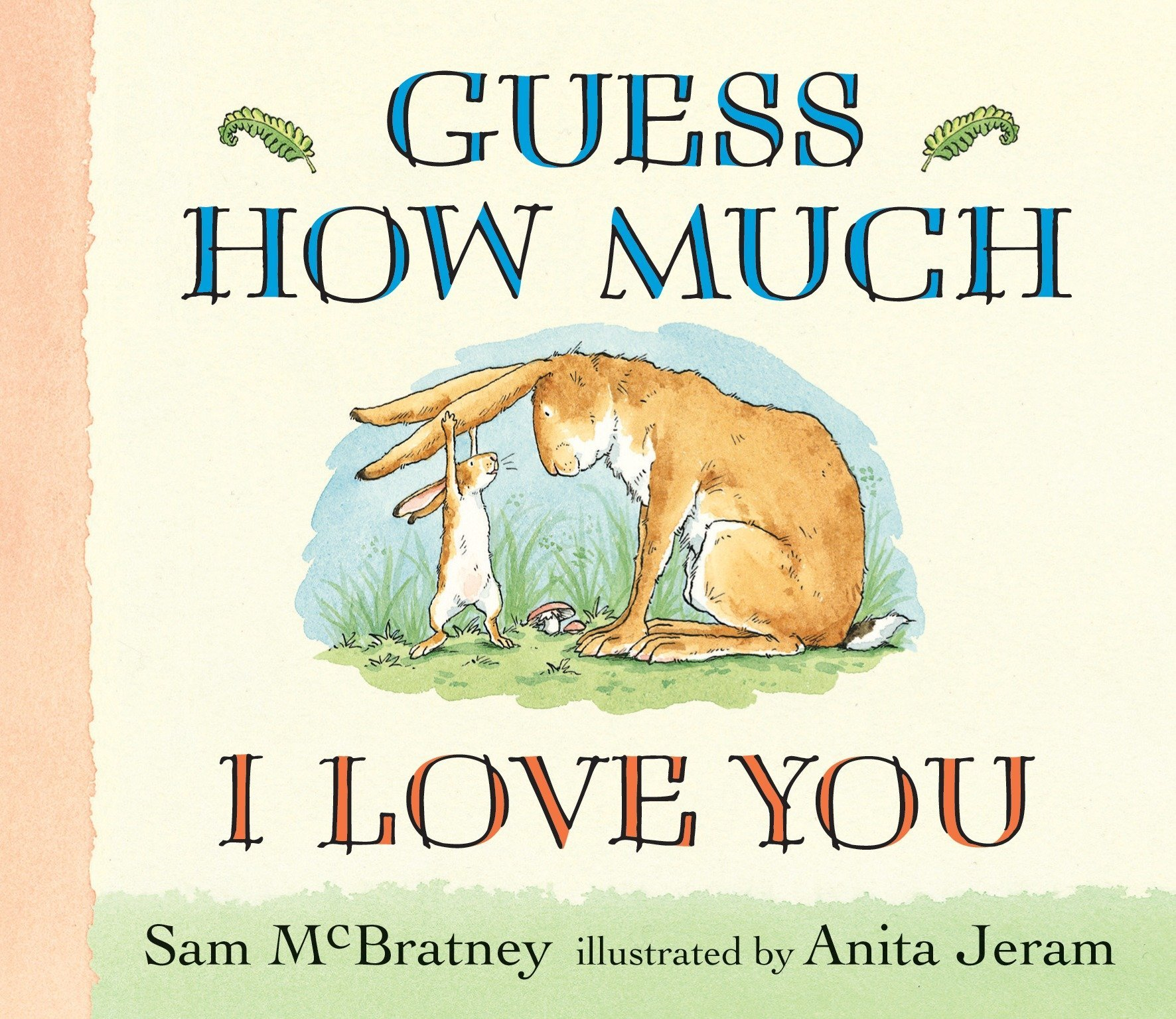 Guess How Much I Love You Lap Size Board Book