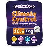 Slumberdown Climate Control 10.5 Tog, White, King
