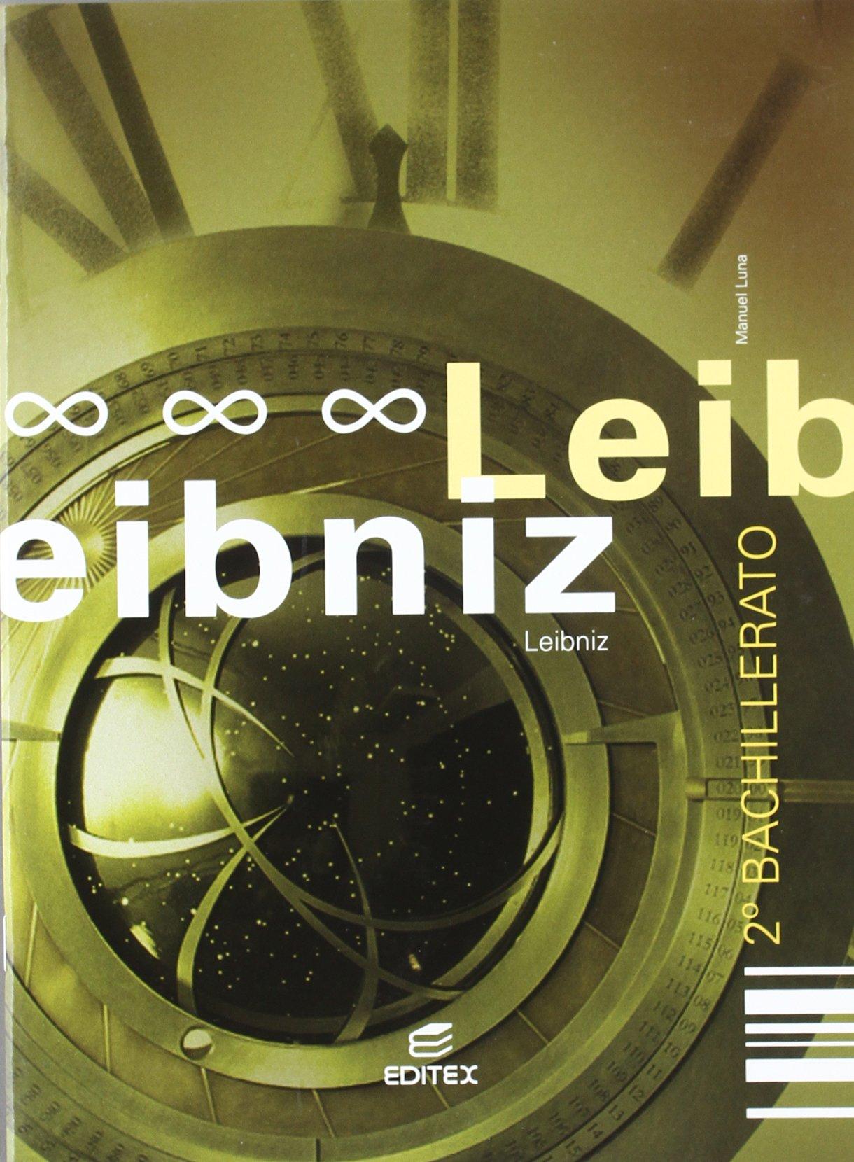Leibniz (Spanish Edition) ebook