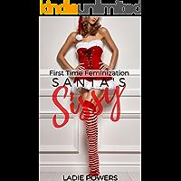 Santa's Sissy: First Time Feminization (English Edition)